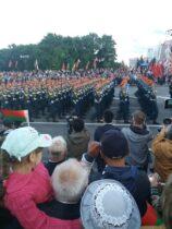 Парада у Минску