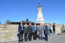 Делегација Удружења пензионисаних војних дипломата Румуније у посети Републици Србији